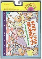 A Five Little Monkeys Story: Five Little Monkeys Jumping on the Bed Book and...