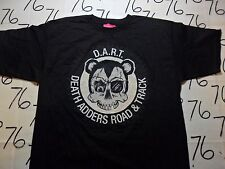 Medium- NWOT Mishka MNWKA Death Adders Road And Track Dart T- Shirt
