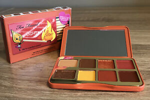 too faced *Light my fire on the fly* eyeshadow palette BNIB