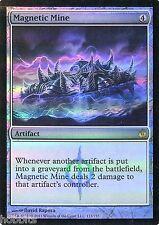 MTG - Mirrodin Besieged - Magnetic Mine - Foil - NM