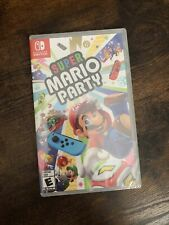 Super Mario Party- Nintendo Switch Game Brand New Sealed