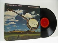 EARL SCRUGGS REVUE country comfort LP EX/VG+, JC 36509, vinyl, album, usa, 1980
