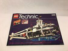Lego Technic Manual 8480 Space Shuttle
