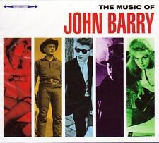 THE MUSIC OF JOHN BARRY (NEW SEALED 2CD)
