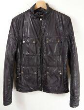 Womens Purple Belstaff Jacket Insulated Cohibel size UK 10: JA90