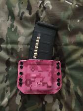 Pink Digital Kydex Magpul Pmag .223 5.56  AR Magazine Carrier