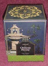 Seda France Chinese Peony 10 oz Scented Fine Candle New Boxed Sedafrance