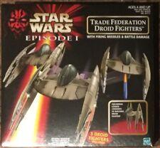 Star Wars Episode 1 Trade FederationDroid FightersItem No 84171