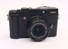 Fujifilm x20 Digital Camera with optical viewfinder -Excellent Condition