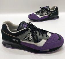 New Balance Limited Edition 1500 Mens Black:purple:gray Size 11 D RARE!