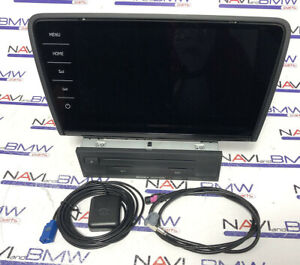 Skoda Octavia MIB 2.5 Columbus 9.2 Inch Touch ABT HIGH CP Removed Display defect