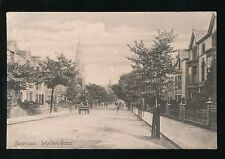 Wales Glamorgan Glam SWANSEA Walters Rd pre1919 PPC by Frith