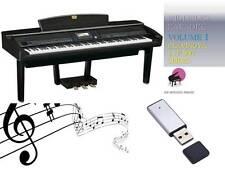 Archivo MIDI Karaoke Usb Stick Para Clavinova Cvp 300,400 Serie Tomo 1