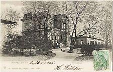 Hamburg-Wandsbek Krankenhaus Ansichtskarte 1904