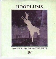 (DA580) Hoodlums, Dark Horses / Ends Of The Earth - 2011 CD