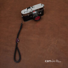 CAM-in Fashion Style Camera Strap – Leather Series - CAM2076