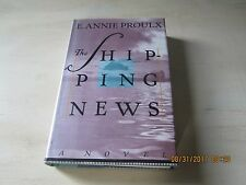 The Shipping News by E. Annie Proulx  1st/1st 1993 HC/DJ