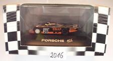 Trumpeter / Brekina 1/87 16111 Porsche 956 Swap Shop Paul Rondeau OVP #2016