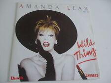 45 Tours AMANDA LEAR Wild thing , aphrodisiac 14152