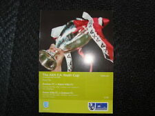 Everton Home Teams C-E Final Football Programmes