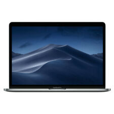 Apple 13.3 MacBook Pro with Touch Bar (Mid 2019, Space Gray)