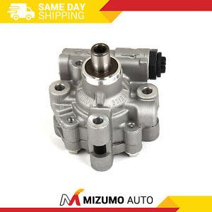 Power Steering Pump 21-400 Fit 08-11 Dodge Mitsubishi 3.7L 4.7L SOHC 52855925AC