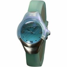 Timex Stainless Steel Case Silicone/Rubber Band Wristwatches