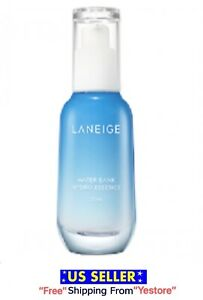 LANEIGE Water Bank Hydro Face Essence Moisturizing (10 or 30 mL) Serum -US Selle