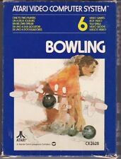 Bowling Video Games with Manual