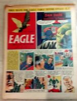 Classic Eagle Comic Vol 6 No 9: Dan Dare Prisoners of Space - 4th March 1955