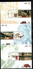 2020 Portugal Azores Madeira Europa CEPT 3 diff s/s MNH Ancient Postal Routes