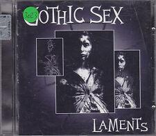 GOTHIC SEX - laments CD