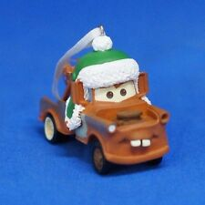 Mater Tow Truck Christmas Ornament Resin Disney Pixar Cars 2012 Figurine