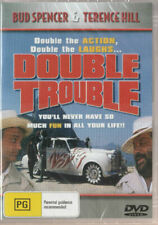 Terence Hill/bud Spencer Double Trouble Watched Once Region 4
