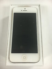New Apple iPhone 5 AT&T Unlocked 4g GSM ios 32GB Smartphone (a1428) White