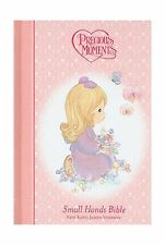 Precious Moments Holy Bible - Pink NKJV Free Shipping