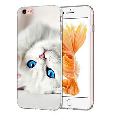 for ZTE Smartphones GEL TPU Soft Cover Case Skin Fashion Design Stylus Cat ZTE Blade A512
