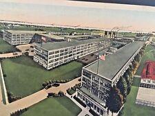 Postcard Chalmers Motor Company, Detroit, ...