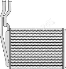 Engine Cooling Radiator Fits CHEVROLET FORD HONDA JEEP NISSAN 1.0-6.5L 1962-