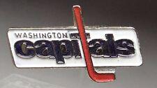 Washington Capitals Vintage Collectible Metal Enamel Lapel Pin B467