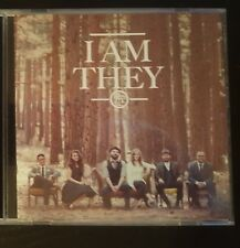 I AM THEY by I AM THEY CD Christian 2015 Provident Music Group Signed Copy USED