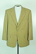 Brooks Brothers Glen Plaid Wool Mens 42S Brown 2 Btn Blazer Jacket Sport Coat