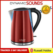 Russell Hobbs 21401 1.7 Litre 3000W Mode Electric Jug Kettle In Red