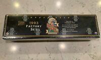 1993 Upper Deck Complete Factory Set Factory Sealed Derek Jeter Rookie 840 Cards