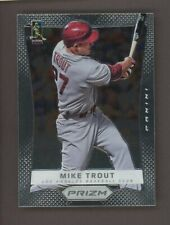 2012 Panini Prizm #50 Mike Trout Angels RC Rookie