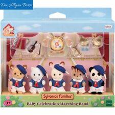 Sylvanian Families 5505 Baby Blaskapelle Limited Edition Kapelle selten Neu OVP