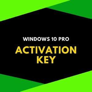 W.I.N 10.PRO EDITION (KEY TO ACTIVATE)