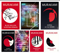 Haruki Murakami 9 Audiobooks Collection Unabridged MP3 📧⚡Email Delivery(10s)⚡📧