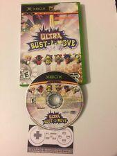 Ultra Bust-A-Move (Microsoft Xbox, 2004) No Manual
