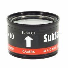 Reefnet SUBSEE Macro Lens Bildschirmlupe + 10 M67